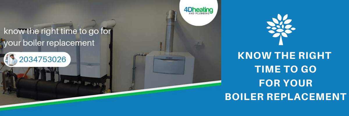 Boiler Replacement | Know The Right Time For Your Boiler Replacement